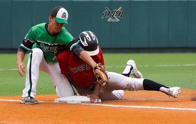16U Action Baseball Vs. 17U Woodland Express