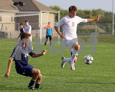 LHS Soccer vs. Eudora