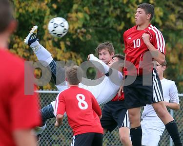 LHS Soccer vs. Ottawa - Senior Day