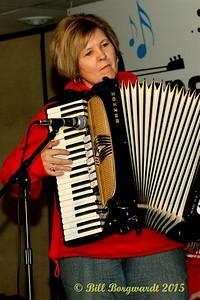 Audrey Stewart - Local Folkers - Uptown Folk Club Winterfest 2015