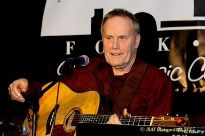 Steve Gosse - Uptown Folk Club Winterfest 2015