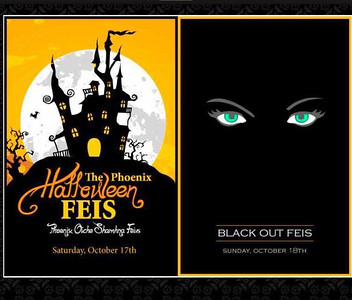 Halloween/Blackout Feis Weekend 2015