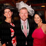 Noelle Norvell, Brian Ruede and Shannon McCoy.