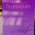 Fillies and Lilies Derby Eve Party.