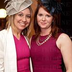 Chelsea Kirkhammer and Pamela Stormoen.
