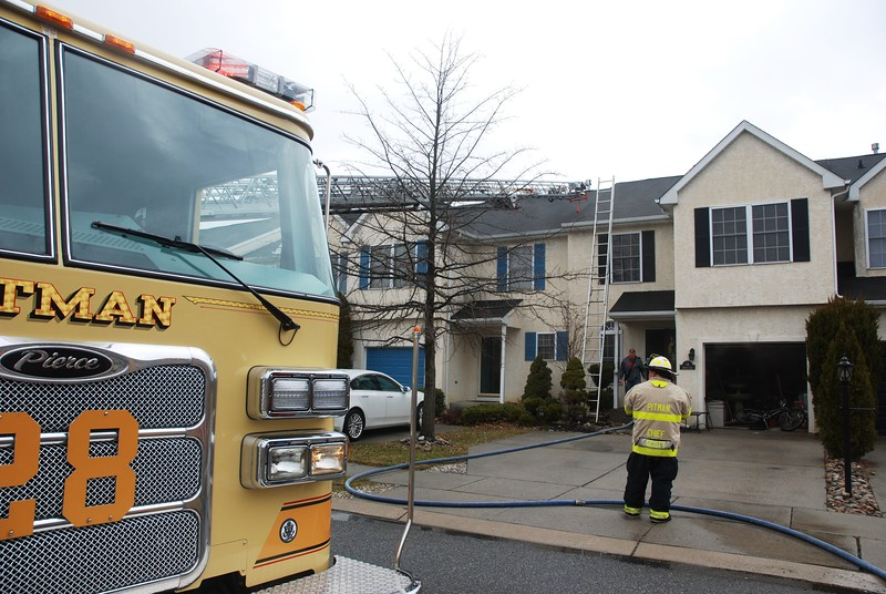 3-26-2015(Gloucester County) Mantua - 14 Arbour Lane - Dwelling Fire - All Hands