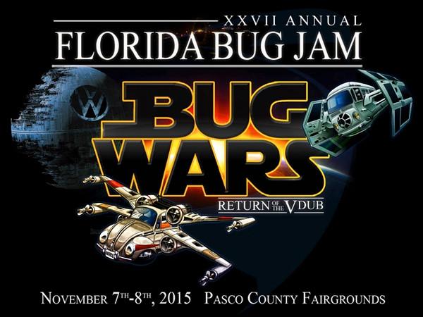 2015 Florida Bug Jam Photos
