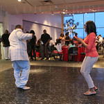 Following dinner and the awards presentation dancing was enjoyed by many.