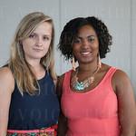 Adisa Selimovic and Angie Thompson.