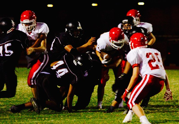 BCP WHITE vs. Red Mountain