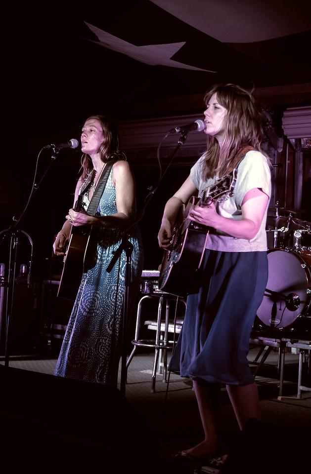 Kelley MIckwee and Jamie Wilson