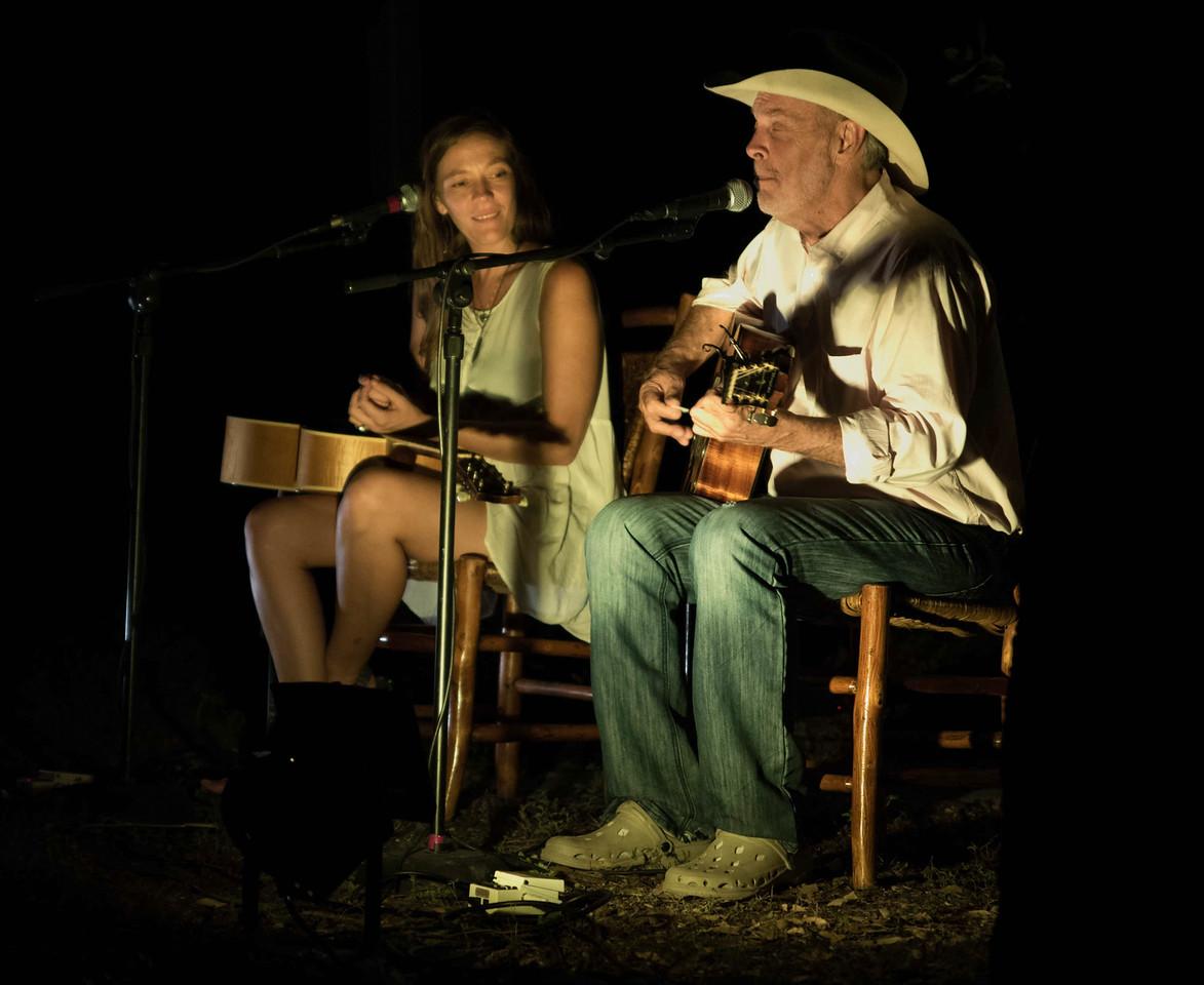 Kelley Mickwee and Michael Hearne