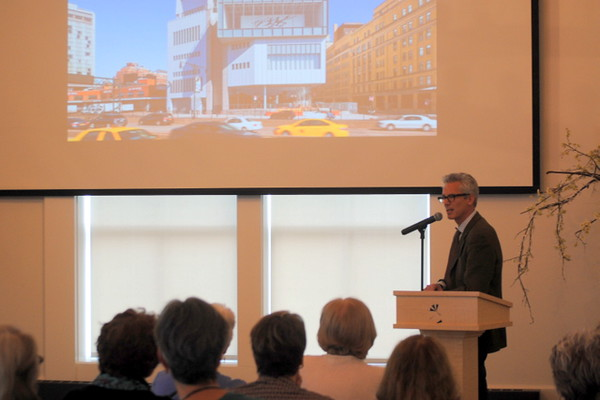 REINVENTING THE MUSEUM with Dr. Robert Wolterstorff, executive director of the Bennington Museum