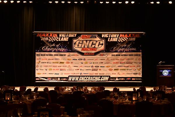 2015 GNCC ATV Banquet