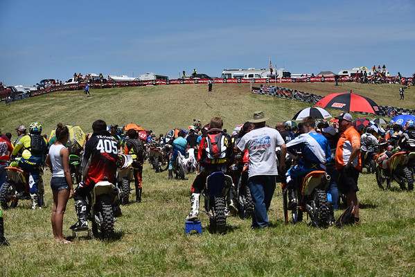 2015 GNCC Mountaineer Afternoon Bikes
