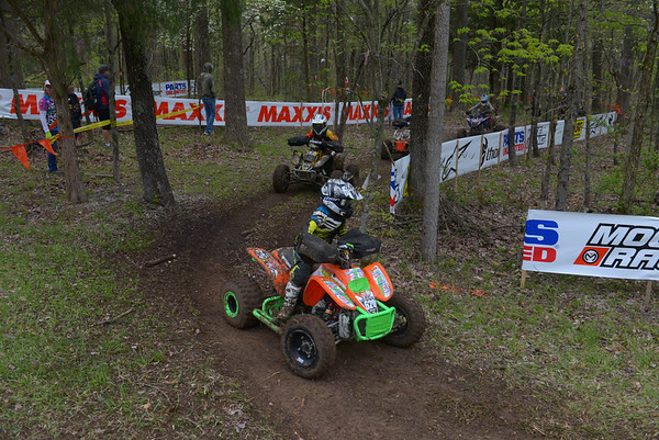 2015 GNCC Rd 5 Limestone Youth ATV