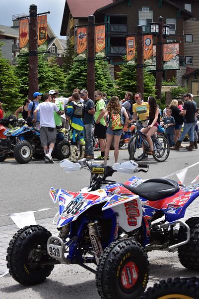 2015 GNCC Snowshoe PM ATV