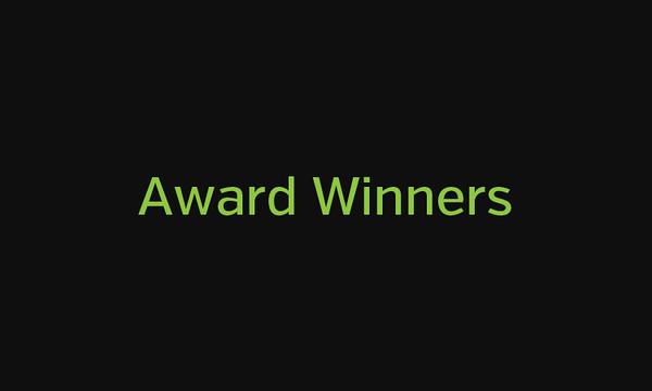 2015 Award Winners