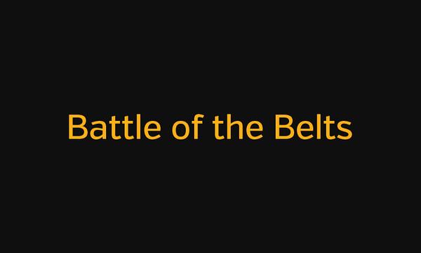 2015 Battle of the Belts