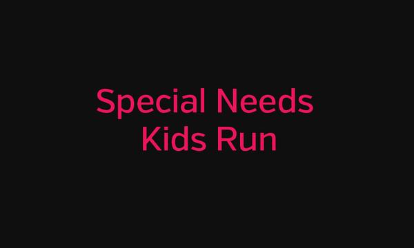2015 Special Needs Kids Run