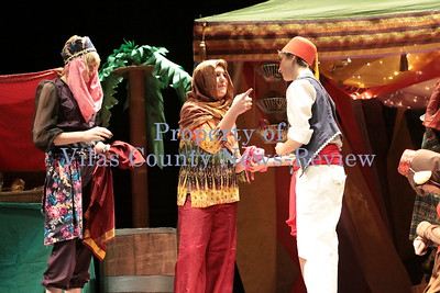"""Northland Pines Middle School Play """"Aladdin"""""""