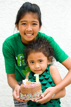 Ariya's 11th Birthday:  March 17, 2015
