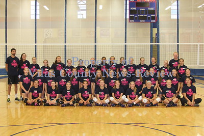Northland Pines Volleyball Camp