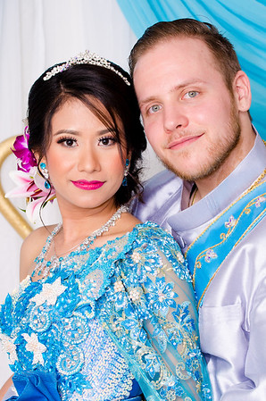Chanlyna & Travis Engagement:  June 20, 2015