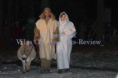Live Nativity at Christ Lutheran Church