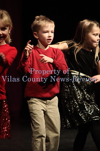 Three Lakes Elementary School Christmas Concert