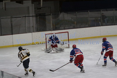 Northland Pines Boys Hockey vs. Tomahawk