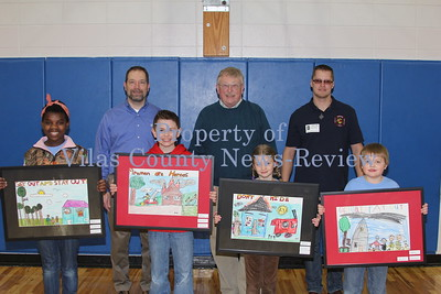 Fire Prevention Week Poster Contest