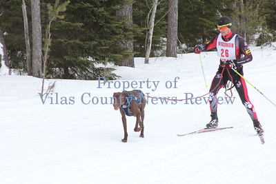 Land O' Lakes Sled Dog Races