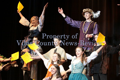 "Northland Pines Musical ""Cinderella"""