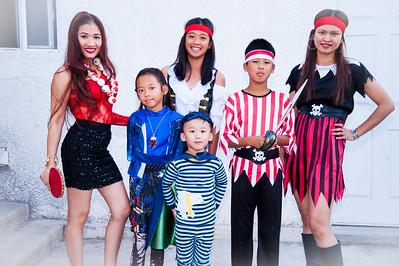 Happy Costume Day:  October 31, 2015