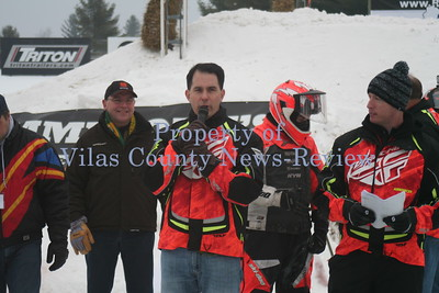 AMSOIL World Championship Snowmobile Derby-Sunday