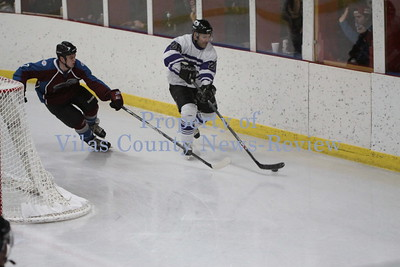 Falcons Hockey vs. Mosinee
