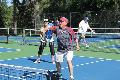 Eagle River Pickleball Court Ribbon-Cutting