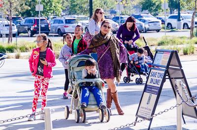 Los Angeles Zoo:  November 24, 2015
