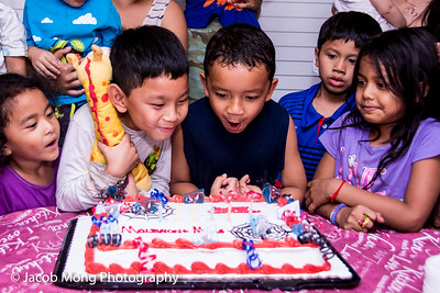 Molinong 6th Birthday:  August 29, 2015