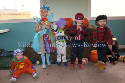 Halloween in Eagle River