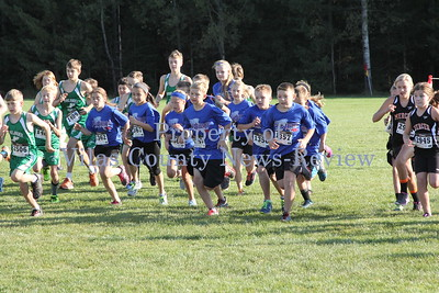 Northland Pines Middle Schooll Cross-Country Meet