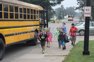 Back to School - Three Lakes Elementary School