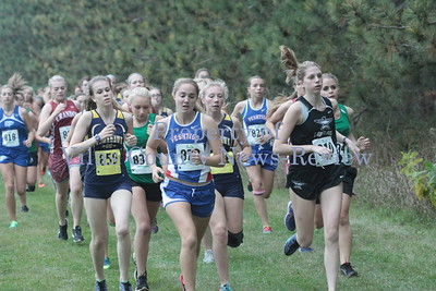 Three Lakes Cross-Country Meet