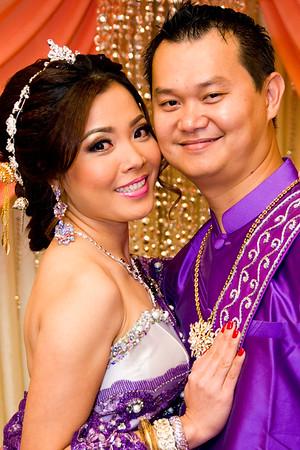 Sok & Elissa Wedding:  March 22, 2015