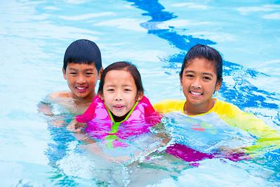 Swimming Pool:  May 25, 2015