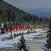 CPR freight train - Canadian Pacfic Railway