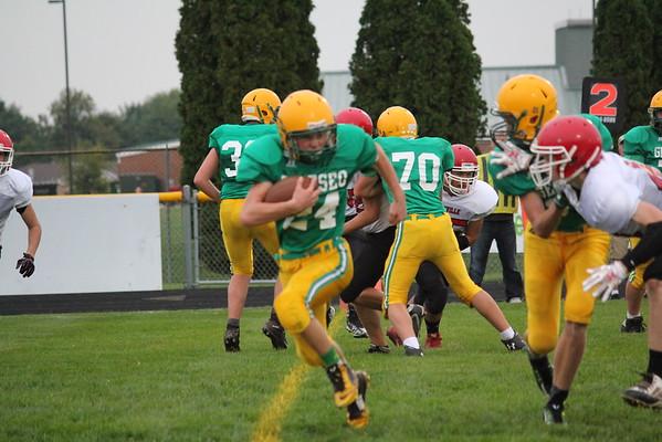 Freshman vs Yorkville 10-5-15