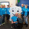 """Give Kids a Smile Day at the UB Dental School in Squire Hall<br /> <br /> Photographer: Douglas Levere"""