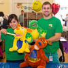 Give Kids a Smile Day at Squire Hall<br /> <br /> Photograph: Douglas Levere